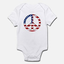 Peace Sign Onesie / Infant / Baby / T-shirt