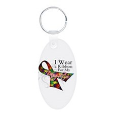 For My Daughter - Autism Keychains