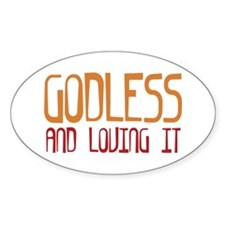 Godless Decal