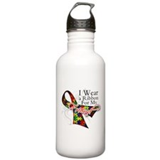 For My Friend - Autism Water Bottle