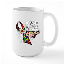 For My Friend - Autism Mug