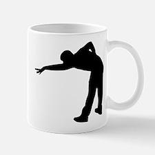 Billiards player Small Small Mug