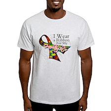 Granddaughter Autism T-Shirt
