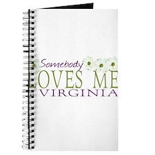 Somebody Loves Me in Virginia Journal