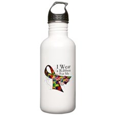 For My Sister - Autism Water Bottle