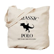 JURASSIC POLO Tote Bag