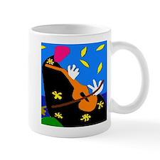 Abstract Cello, or Violin Mug