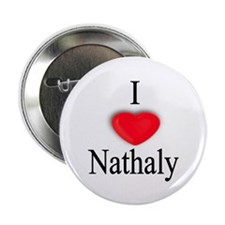 """Nathaly 2.25"""" Button (10 pack)"""