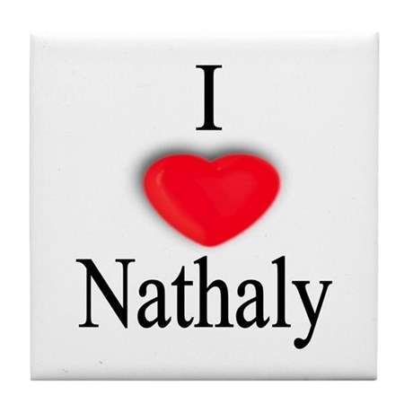 Nathaly Tile Coaster
