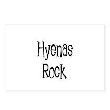 Hyenas Rock Postcards (Package of 8)