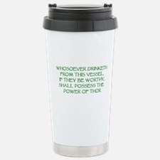 Unique Legends Travel Mug