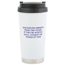 Unique Thor Travel Mug