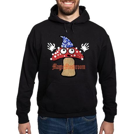 MagicMushrom Hoodie (dark)