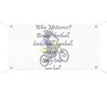 Why Motocross? Banner
