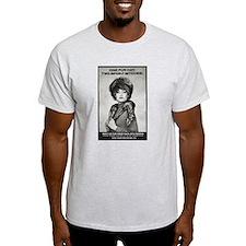 Retro Men's 'Two Spoilt Bitches' T-Shirt