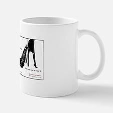 Retro 'Dumb Animals' Mug