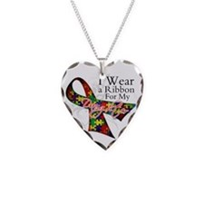 For My Daughter - Autism Necklace