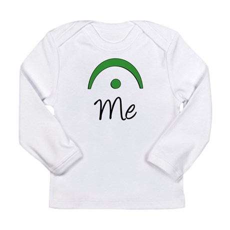 Hold Me Shirt Long Sleeve Infant T-Shirt