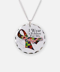 For My Friend - Autism Necklace