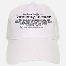 Baseball Baseball Cap - Audience Recognition