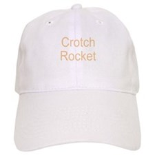 Crotch Rocket Baseball Cap