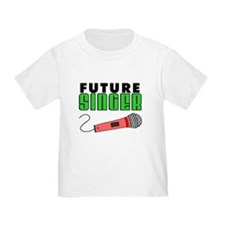 Future Singer Pink Microphone T