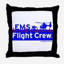 EMS Flight Crew - (new design front & back) Throw