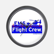 EMS Flight Crew - (new design front & back) Wall C