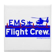EMS Flight Crew - (new design front & back) Tile C