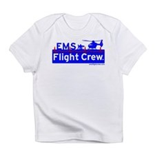 EMS Flight Crew - (new design front & back) Infant