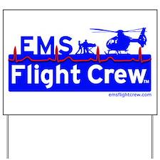 EMS Flight Crew - (new design front & back) Yard S