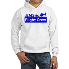 EMS Flight Crew - (new design front & back) Hoodie