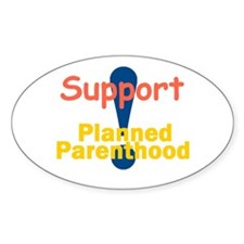 Planned Parenthood Stickers