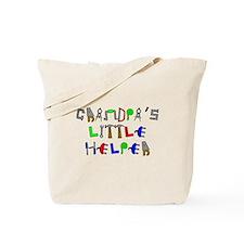 Cute Daddy's boy Tote Bag