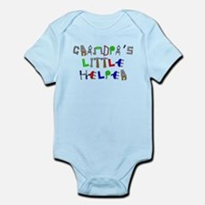 Cute Grandma%27s little boy Infant Bodysuit