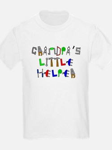 Cute Grandpas helper T-Shirt