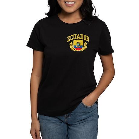 Ecuador Women's Dark T-Shirt