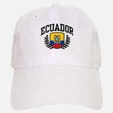 Ecuador Baseball Baseball Cap