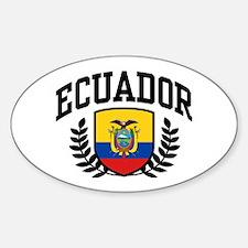 Ecuador Decal