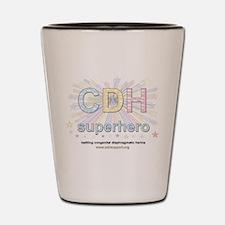 CDH Superhero Shot Glass