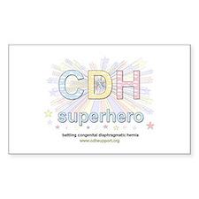 CDH Superhero Decal