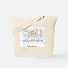 CDH Superhero Tote Bag