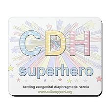 CDH Superhero Mousepad