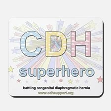 CDH Superhero Mousepad