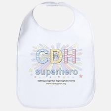 CDH Superhero Bib