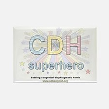 CDH Superhero Rectangle Magnet