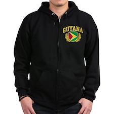 Guyana Zip Hoodie