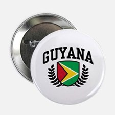 "Guyana 2.25"" Button"