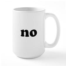 No Mug