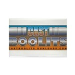 Cast Boolits Rectangle Magnet (10 pack)